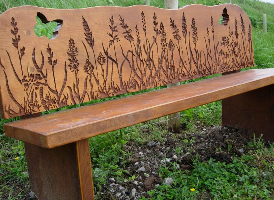 Interpretation bench
